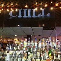 Photo taken at Chill Bar and Grill by Katelyn K. on 12/29/2012