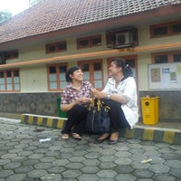 Photo taken at FISIP Unsoed by Galuh W. on 3/12/2013