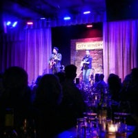 Photo taken at City Winery by Gail R. on 2/23/2013