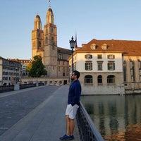 Photo taken at Sheraton Zurich Hotel by Sinan G. on 5/26/2017