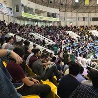 Photo taken at Al-ghadir Sport Complex | مجموعه ورزشی الغدیر by Kiarash T. on 5/21/2017
