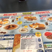 Photo taken at Waffle House by Sandy M. on 7/8/2017