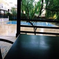 Photo taken at Atrium Hotel by Bilal K. on 12/13/2017