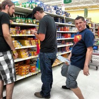 Photo taken at Walmart Supercenter by Richard K. on 4/14/2013