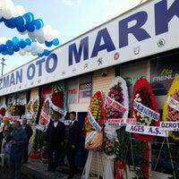 Photo taken at Uzman Oto Market by Emre Ş. on 10/24/2014