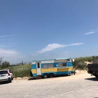 Photo taken at Indian Wells Beach by Joseph F. on 7/8/2017