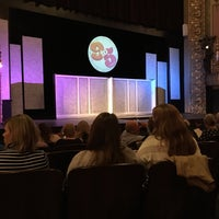 Photo taken at Springfield Little Theatre by Robyn K. on 1/22/2017