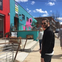 Photo taken at River Arts District by Lauren H. on 3/31/2017