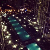 Photo taken at W Miami by jeanaymeri on 5/1/2013