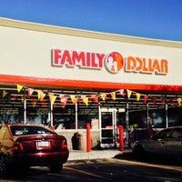 Photo taken at Family Dollar by Joe™ H. on 10/1/2013