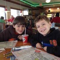 Photo taken at Frisch's Big Boy by Julie M. on 4/5/2014