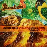 Photo taken at El Bombón by Bombon B. on 12/8/2013