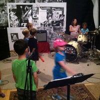 Photo taken at School Of Rock by Doylestown S. on 9/6/2014