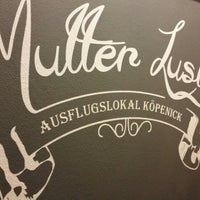 Photo taken at Café Mutter Lustig by Klaus D. on 11/7/2015
