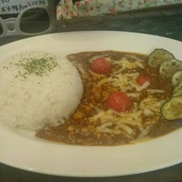 Photo taken at CURRY BAR シューベル by de g. on 6/26/2016