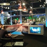 Photo taken at NOS Studio Sportwinter by Maarten T. on 2/7/2014