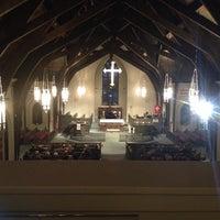 Photo taken at Christ church by Thom B. on 12/7/2013