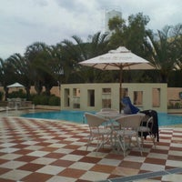 Photo taken at Hotel Gandini by Wagner Lúcio B. on 10/20/2012