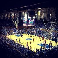 Photo taken at Cameron Indoor Stadium by Matt J. on 2/24/2013