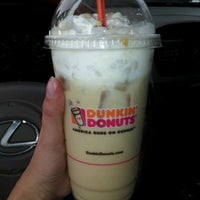 Photo taken at Dunkin' Donuts by Pam S. on 9/18/2012