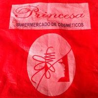 Foto diambil di Princesa Supermercado dos Cosméticos oleh Cajú G. pada 2/17/2014