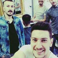 Photo taken at Kuaför İsmail by Hakan H. on 5/1/2015