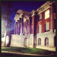5/11/2013 tarihinde Chad H.ziyaretçi tarafından Morrill Hall'de çekilen fotoğraf