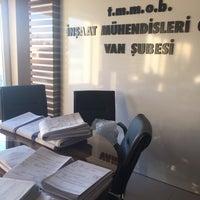 Photo taken at imo Van Şubesi by Burak on 1/27/2016