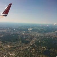 Photo taken at Gothenburg Landvetter Airport (GOT) by Vera O. on 7/11/2013