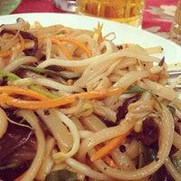 Photo taken at Minh Hiên - Quán Chay (Vegetarian) by Paige T. on 3/18/2013