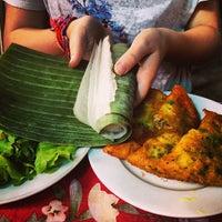 Photo taken at Minh Hiên - Quán Chay (Vegetarian) by Paige T. on 3/20/2013