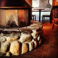 Photo taken at Caribou Coffee by Steven L. on 2/16/2014