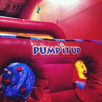 Photo taken at Pump It Up by Steven L. on 5/18/2013
