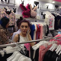 Photo taken at Playboy Shop by GuTong P. on 2/25/2014