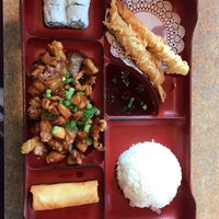 Photo taken at Kyoto Sushi and Grill by Kristen S. on 3/9/2017
