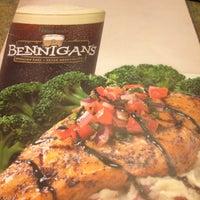 Photo taken at Bennigan's Grill & Tavern by Casey C. on 12/10/2012