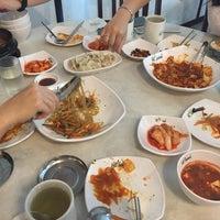Photo taken at Hi Seoul Korean Fusion Foods by enfee L. on 8/7/2016