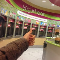 Photo taken at Menchie's by Gaby C. on 11/19/2015