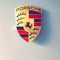 Photo taken at Porsche Service Center by Mohammad A. on 12/14/2017