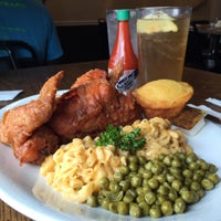 Photo taken at Willie Mae's Scotch House by Travel Swagger on 4/9/2015