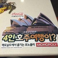 Photo taken at McDonald's by Jin nyung S. on 9/28/2014