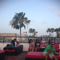Photo taken at Aria Sky Terrace & Lounge by Jessica M. on 6/30/2014