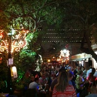 Photo taken at Espanola Way Village by Andrew W. on 1/1/2013