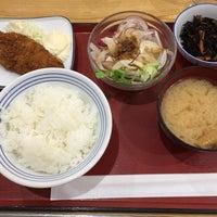 Photo taken at 厚木恩名食堂 by ぴろ on 7/7/2017
