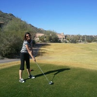 Photo taken at SunRidge Canyon Golf Club by Victoria J. on 1/15/2014
