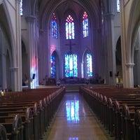 Photo taken at Saint Cecilia Church by Daniel Z. on 6/28/2014