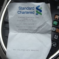 Photo taken at Standard Chartered Bank by St Jona M. on 5/27/2015