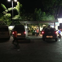 Photo taken at ปตท. พาร์ค - ขาออก (PTT Park - Outbound) by Steel A. on 6/23/2013