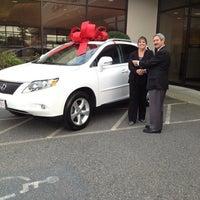 Photo taken at Lexus of Northborough by Lexus of Northborough on 9/23/2014