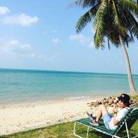 Photo taken at Power Beach Resort by Fendi Z. on 12/31/2015